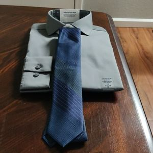 Dress Shirt and Tie (Together or Separately)